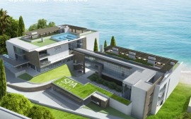 Спа отель JaZz частного инвестора в Черногории