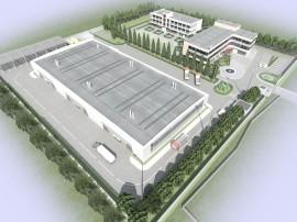 Производственная база GC Industry