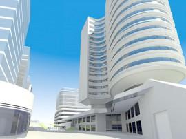 Проект Мысхако Марина-Сити