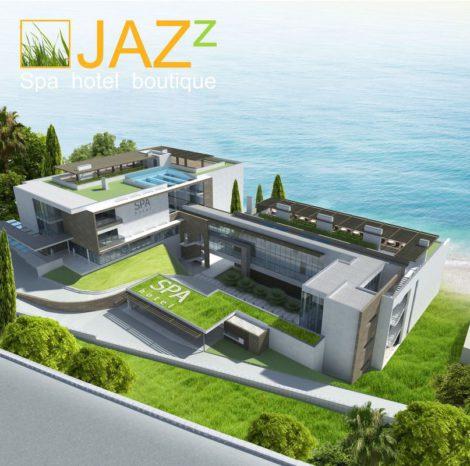 """Спа отель """"JaZz"""" частного инвестора в Черногории"""