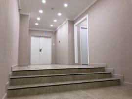 Реконструкция Театрально-концертного зала Международной гимназии «Ольгино»